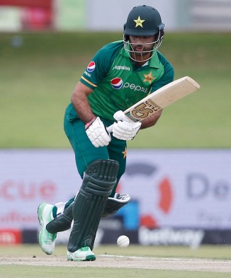 Fakhar Zaman said his confidence rises massively when he bats with Babar Azam