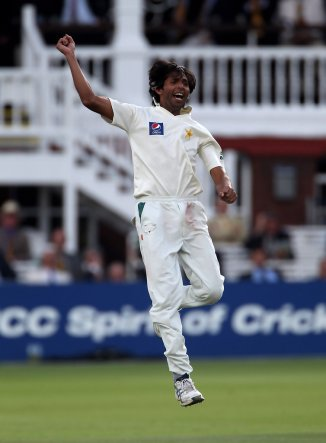 Pakistan seamer Mohammad Asif said he wants to be remembered as a bowler who fully tested batsmen