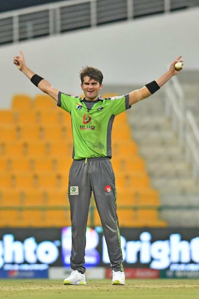 Pakistan seamer Shaheen Shah Afridi said there is no reason why the Lahore Qalandars can't win the PSL