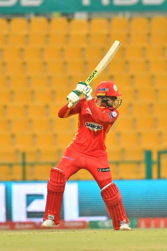 Usman Khawaja said Shadab Khan is a very good cricketer