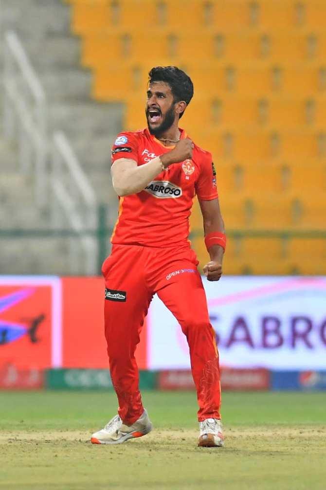 Pakistan fast bowler Hasan Ali said he has to take responsibility