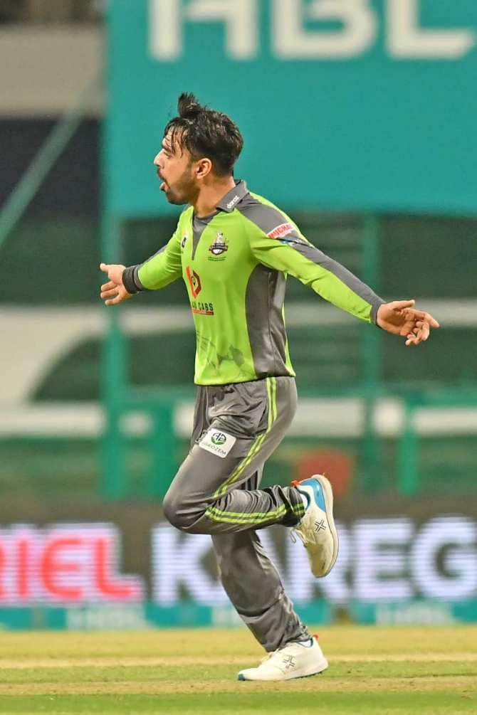 Rashid Khan said Babar Azam is up there with Virat Kohli and Kane Williamson