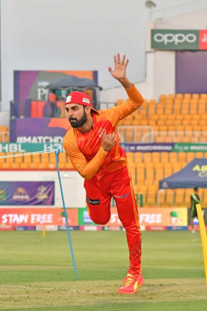 Shadab Khan said Mohammad Amir is a star player