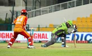 Rohail Nazir said the Pakistan Under-19 team relied on him