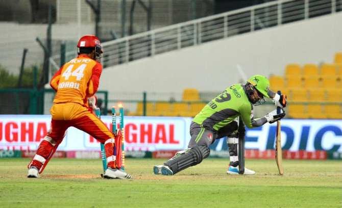 Pakistan wicketkeeper-batsman Rohail Nazir said watch out Mohammad Rizwan, Sarfaraz Ahmed and Azam Khan