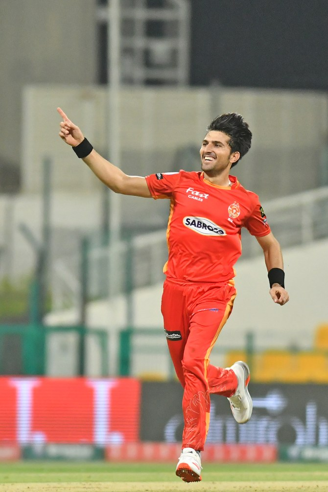 Pakistan seamer Mohammad Wasim said he wants to take the most wickets and be the best emerging bowler in the PSL