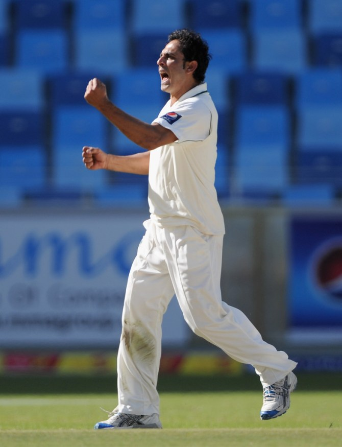 Abdur Rehman said if Yasir Shah's fitness is in doubt, Zahid Mahmood is the perfect replacement