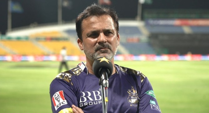 Quetta Gladiators head coach Moin Khan said he made some mistakes during the Pakistan Super League