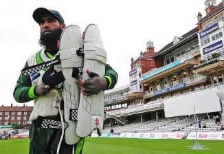 Mohammad Yousuf said he wants to see what Haider Ali is made of