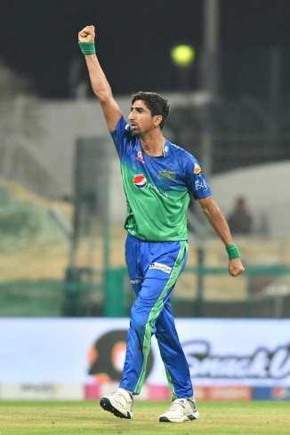 Mike Haysman said Pakistan seamer Shahnawaz Dahani has got excitement about his game
