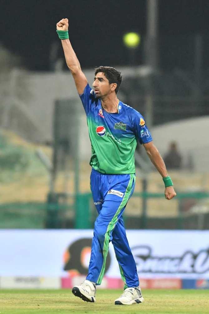 Azhar Mahmood said Shahnawaz Dahani is improving very quickly