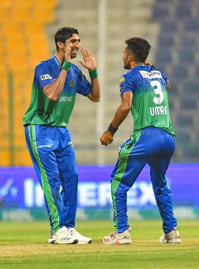 Azhar Mahmood said Shahnawaz Dahani can bowl at good speeds