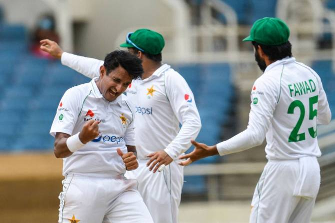 Pakistan seamer Mohammad Abbas said he has been doing his job of getting wickets with the new ball