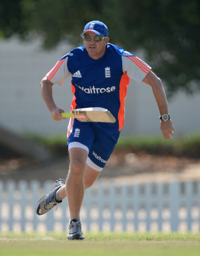 Andy Flower said Babar Azam is performing brilliantly with the bat