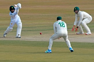 Rashid Latif said Imran Butt can improve his technique