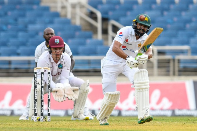 Inzamam-ul-Haq said Fawad Alam makes it count when he gets settled