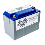100 Ah 12v Lifepo4 Deep Cycle Battery Battle Born Batteries