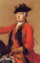 Cumberland at the Battle of Lauffeldt (Duke of Argyll Collection)