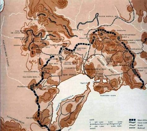 The Defences of Port Arthur.