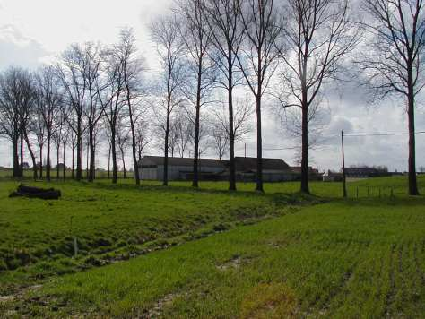 Site of the Château of Brouwaan