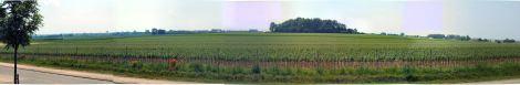 B) Neerwinden, looking South