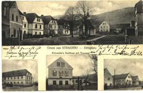 Straden ca 1913