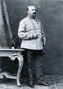 General Gideon Krismanic (Kriegsarchiv)