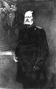 General Karl Herwarth von Bittenfeld.