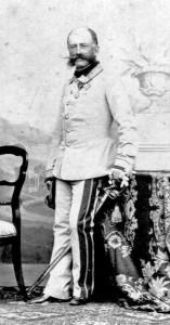 Major–General von Poshacher.