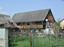 Old building in Svijany.