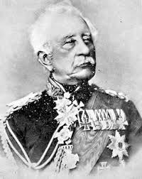 General Karl Friedrich von Steinmetz, Prussian V Corps commander.