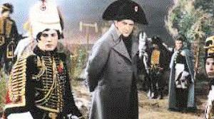 Scene from Austerlitz (1960) Able Gance