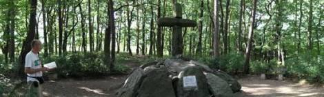 Mass graves at Prestanov