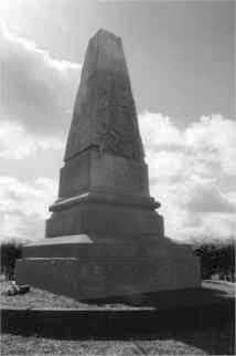 The Malplaquet monument