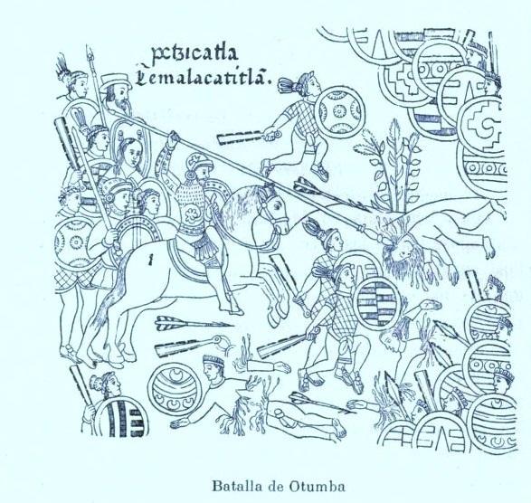 7 July 1520 Battle of Otumba