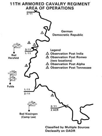 11ACR Sectors