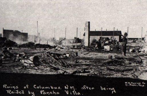 Columbus NM Pancho Villa
