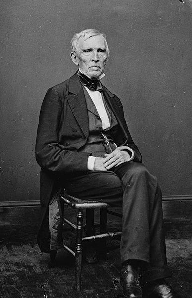 Crittenden John J from Brady-Handy Photograph Collection