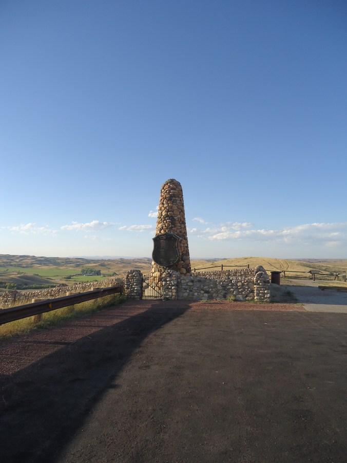 Fetterman Massacre of 1866 Monument