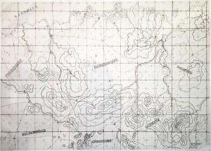 Map of Borgenmark