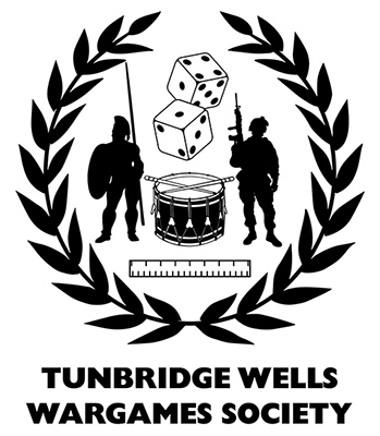 Tunbridge Wells Wargames Society logo