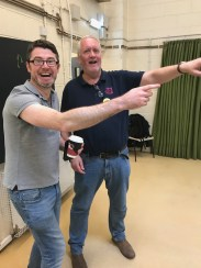 Come and Have a Go if You Think You're lard Enough Mark Backhouse and Rich Clarke