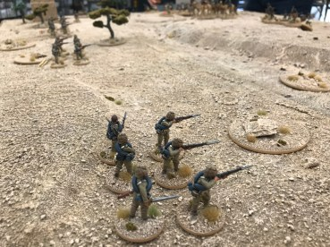 The case of the missing miners in 28mm by Raw Gamers.
