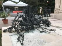 War Memorial in Vittorio Veneto.