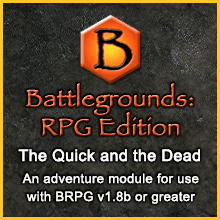 Adventure Badge - The Quick and the Dead