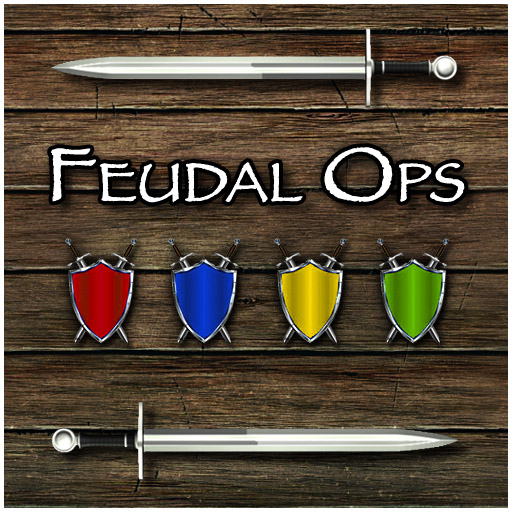Feudal Ops Game Cover 2