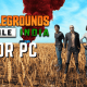Battlegrounds Mobile India For PC