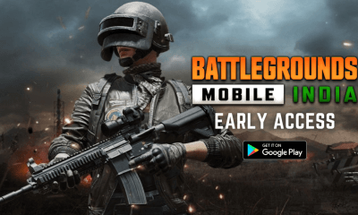 Battlegrounds Mobile India Early Access