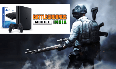 Battlegrounds Mobile India on PS4