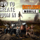 How to Create a Custom Room in Battlegrounds Mobile India